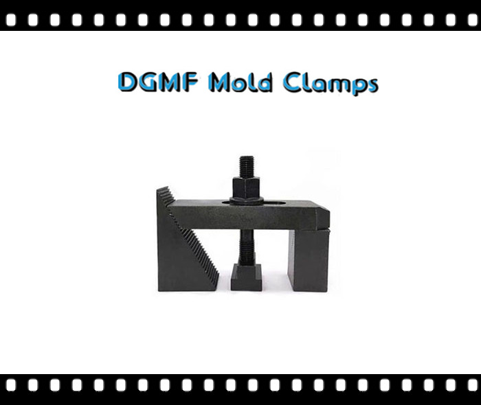 DGMF MOLD CLAMPS CO., LTD Staffe Di Serraggio A Gradini