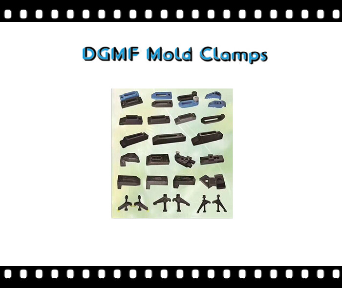 DGMF Mold Clamps Co., Ltd 金型クランプ Series