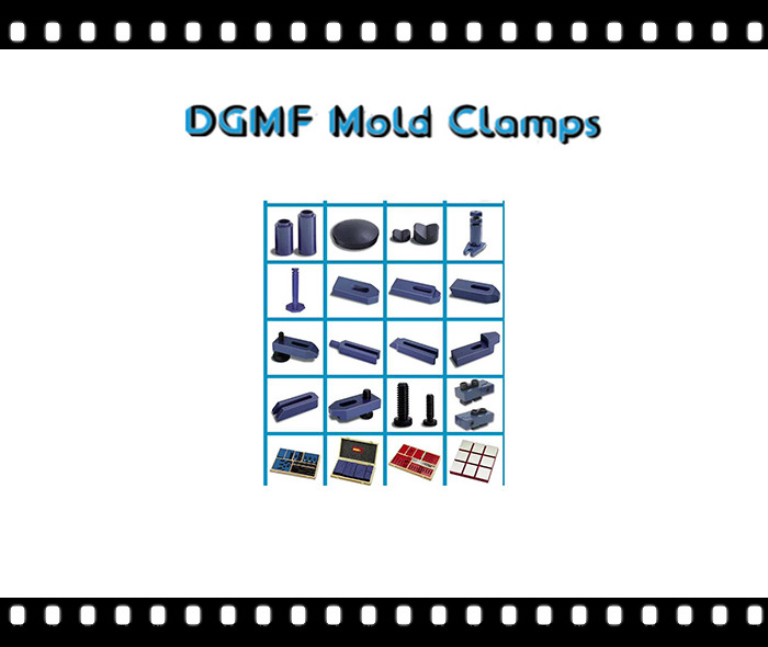 DGMF Mold Clamps Co., Ltd Elementi Di Staffaggi Series