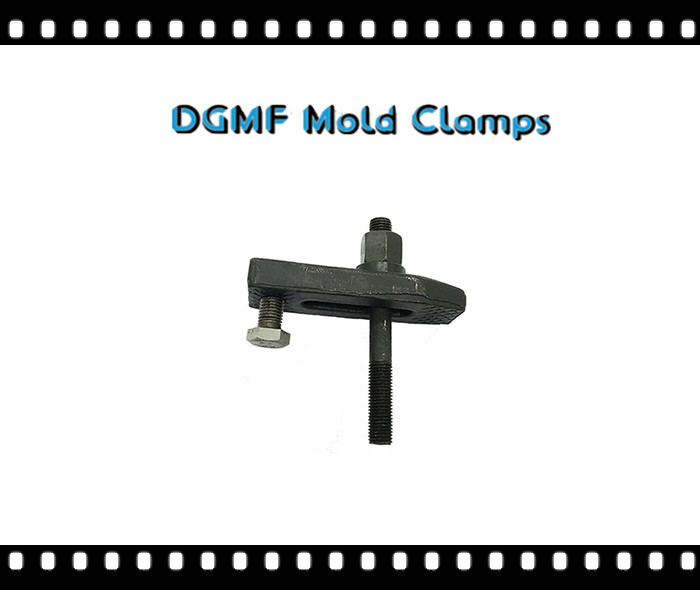 Mold Clamp With Adjustable Support Bolt