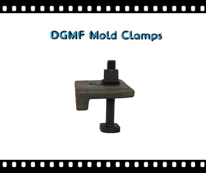 T-slotted Mold Clamp