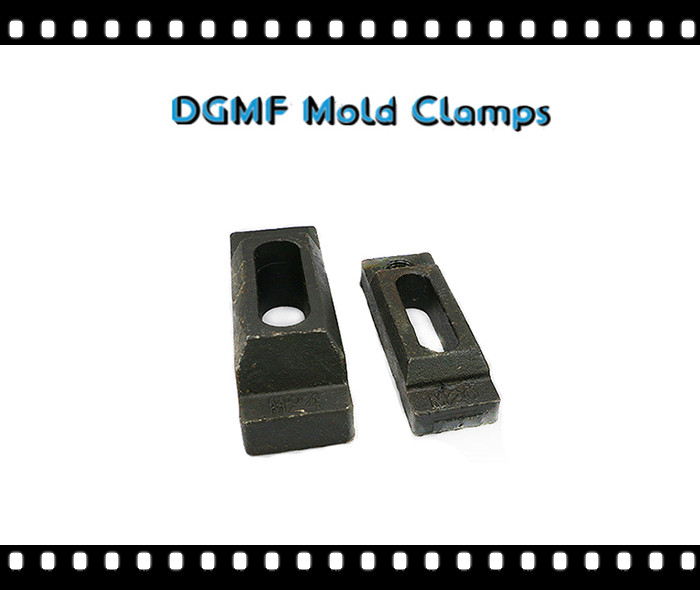 Forged Tapped End Mold Clamp