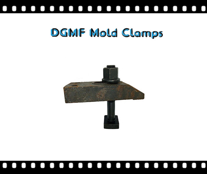 Mold Clamp with T Slot Bolt